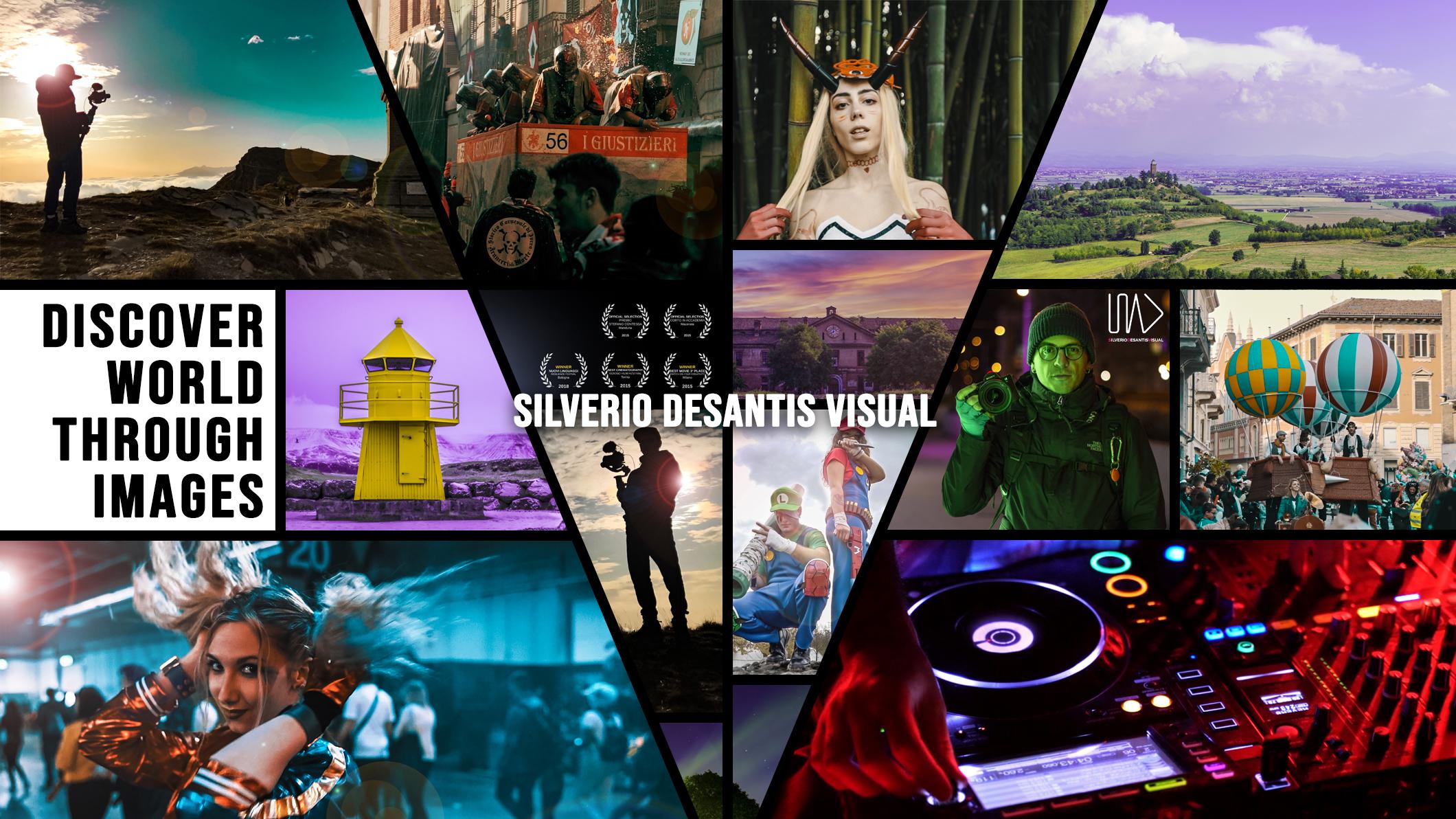 Silverio Desantis Visual